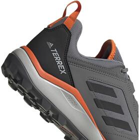 adidas TERREX Agravic TR Buty biegowe Mężczyźni, grey three/core black/orange